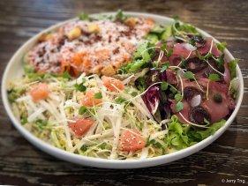三兄弟色拉 3-in-1 salad