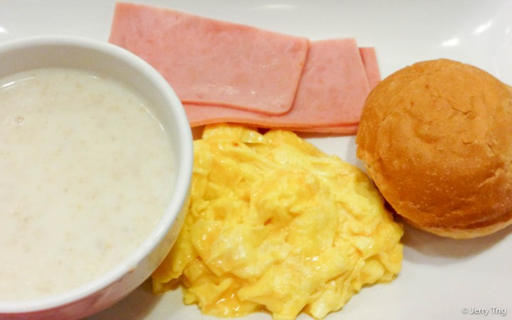 Western breakfast