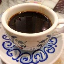 Coffee and Mrs Teacup