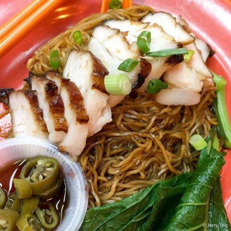 KL wanton noodles