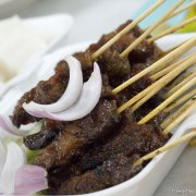 Satay kambing