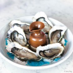 Cadoret oysters