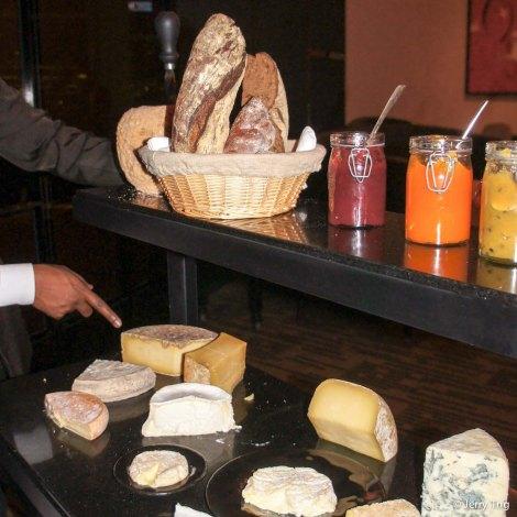 Matured cheeses