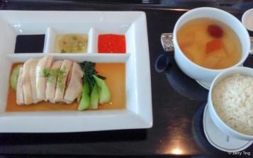 "Singapore ""Sakura"" Chicken Rice"