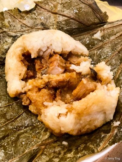 瑶柱糯米鸡