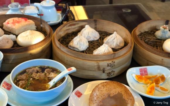 扬州的早餐