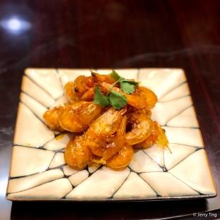 老上海精美冷菜 | 油爆河虾