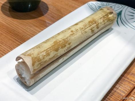 版纳竹筒饭 Bamboo rice