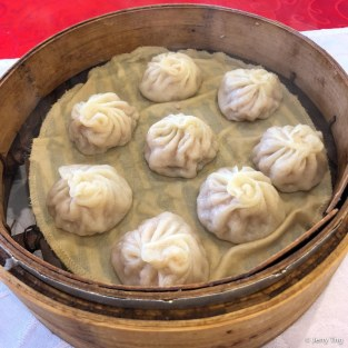 上海小籠包 Xiaolongbao