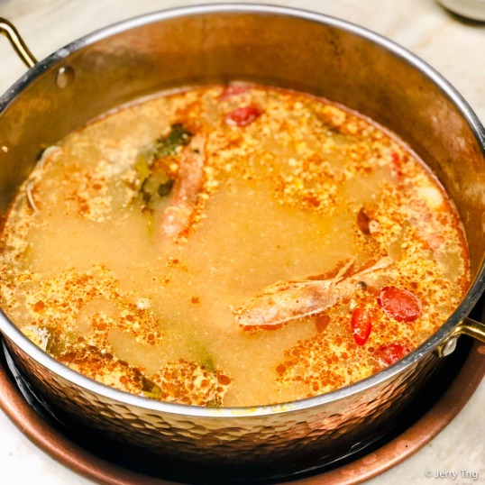Tom yum soup base