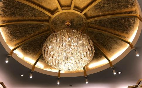 水晶燈 chandeliers