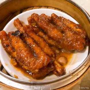 Steamed chicken feet 豉汁蒸鳳爪