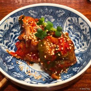 白菜キムチ Kimchi