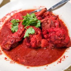 紅糟 Chicken in red lees