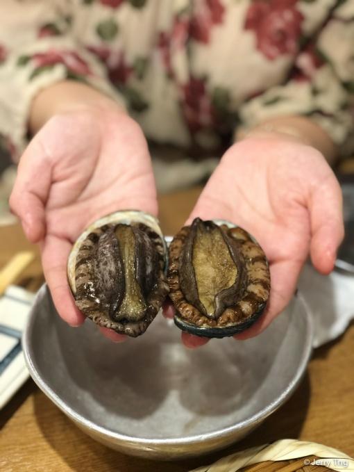 アワビ abalone