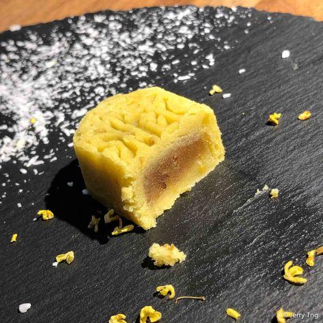 桂花糕 osmantheus cake