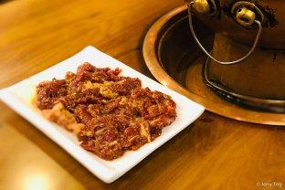 Marinated lamb strips 豐澤居秘製羊肉
