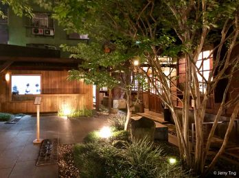 meticulous and classic Japanese-style architecture