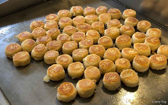 金絲戀餅 strand biscuits