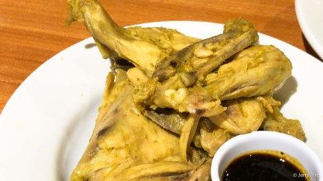 Ayam kampung pop