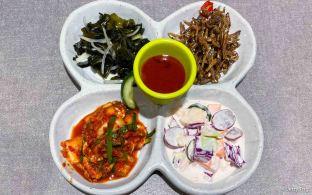 반찬; 飯饌; banchan