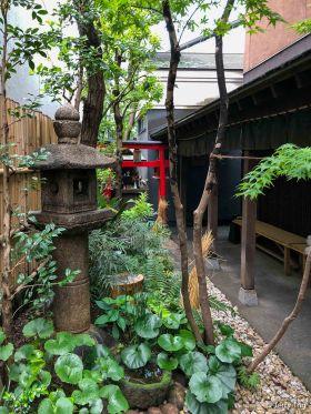 元氷川神社跡