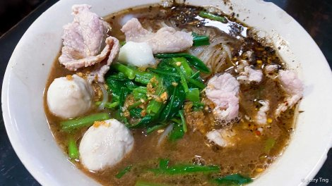 Thai boat noodle original soup base