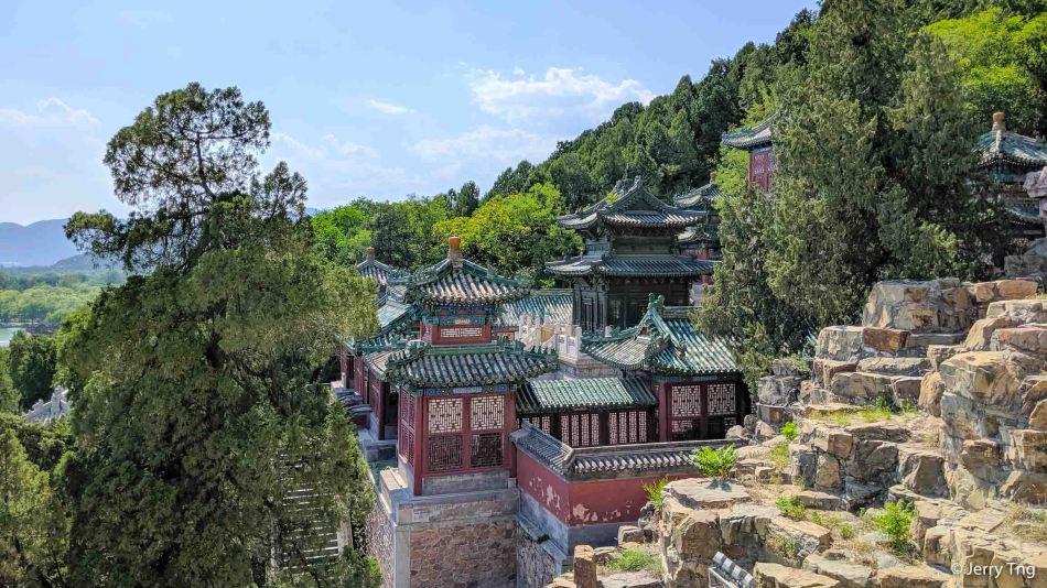 Baoyun Pavilion 宝云阁