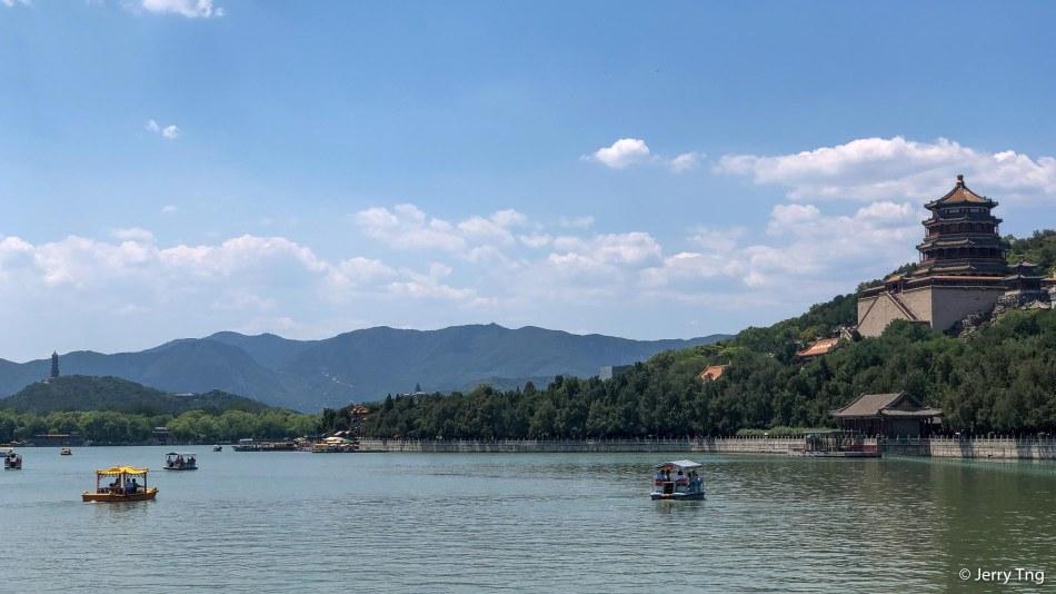 Kunming Lake 昆明湖