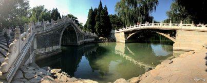 Half Wall Bridge 半壁桥