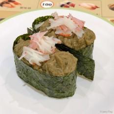 蟹味增2貫 kanimiso
