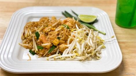 Stir Fried Rice Noodles ผัดไทย Pad Thai