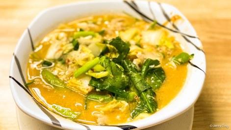Suki Soup With Seafood สุกี้ทะเล Suki Talay
