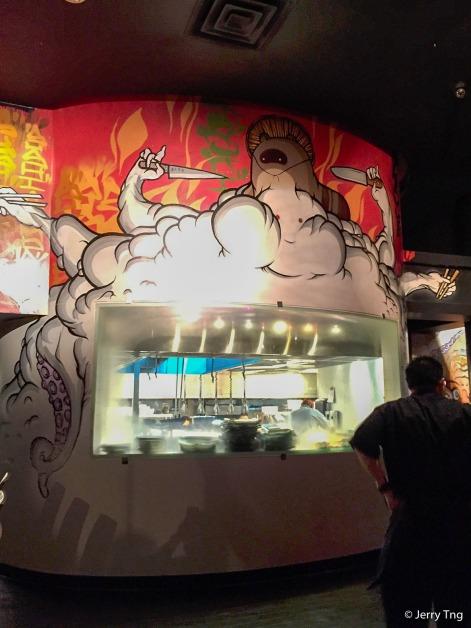Sumo appetite