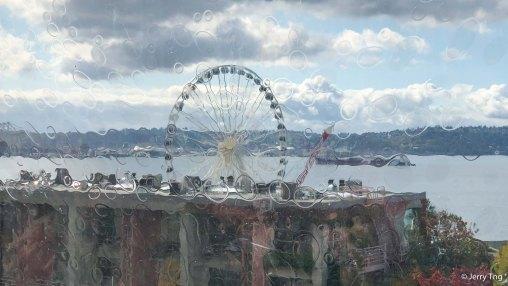 The waterfront ferris wheel