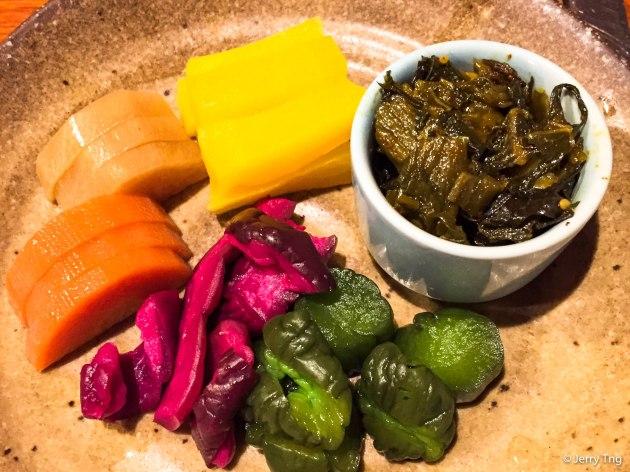 Pickel platter