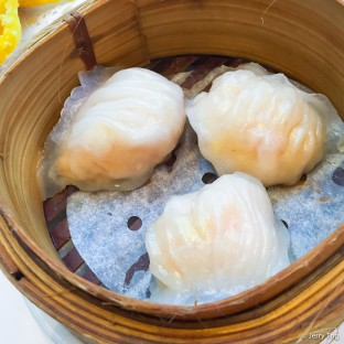 Hargow (shrimp dumpling)