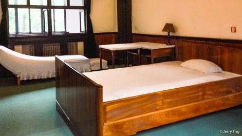 Mao's bedroom
