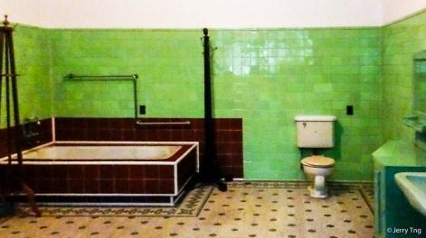 Bathroom of Jiang Qing