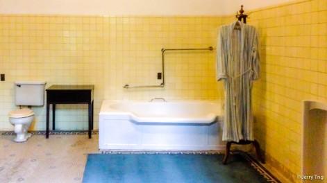 Bathroom of Mao