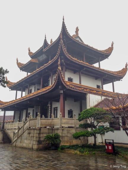 Tianxin Pavilion 天心閣
