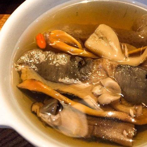 野生菌湯 Wild mushroom soup