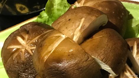 香菇 shiitake mushroom