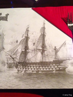 HMS Victory, Lord Nelson's command