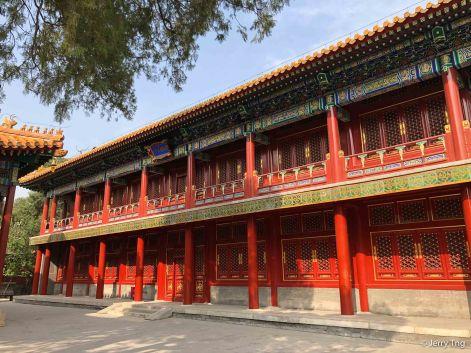 Pavilion of the Benevolent Sanctuary (慈荫楼)