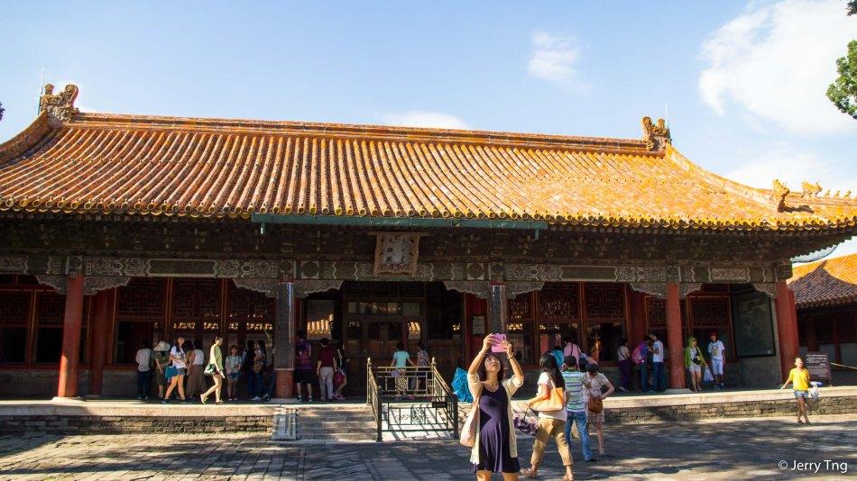 Hall of Supreme Principle (太极殿)