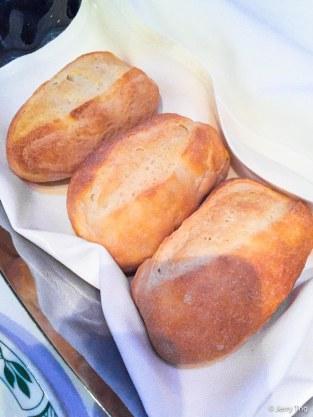 Warm buns