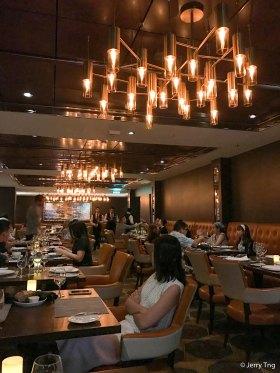 NY steakhouse