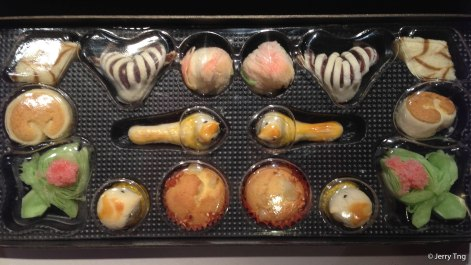酥八件 Eight Pastries from Beijing (2014 photo)