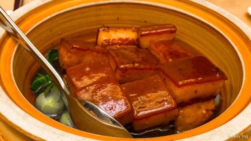 老北京红烧肉 braised pork belly